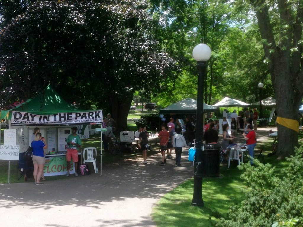 Community Groups and Vendors