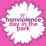 15th Nonviolence Day In The Park