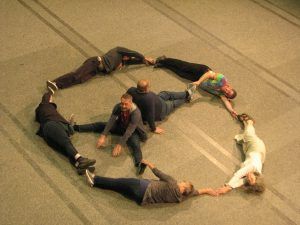 Human Peace Sign — #IDOPAN — REPLACED by Supplemental Discussion @  |  |
