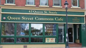 43 Queen St. South | Queen Street Commons Cafe