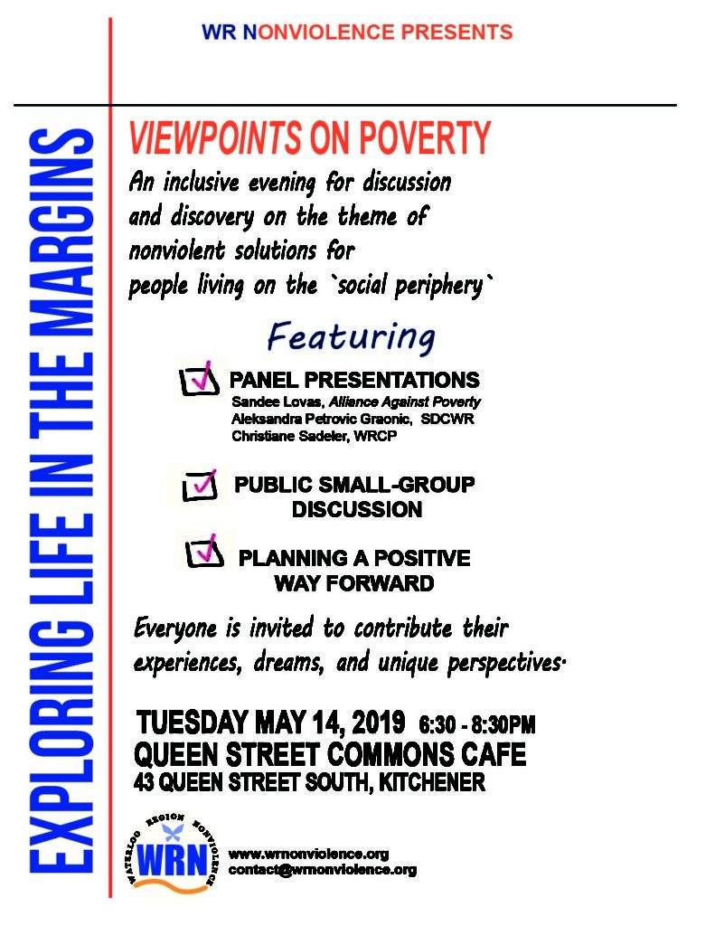 Viewpoints on Povert poster